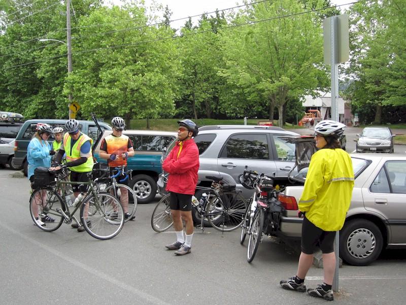 Seattle Bicycle Club - Photo Gallery - Gasworks - Mercer