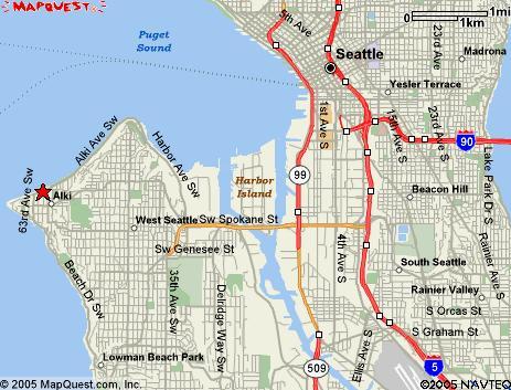 Seattle Bicycle Club Alki Bakery